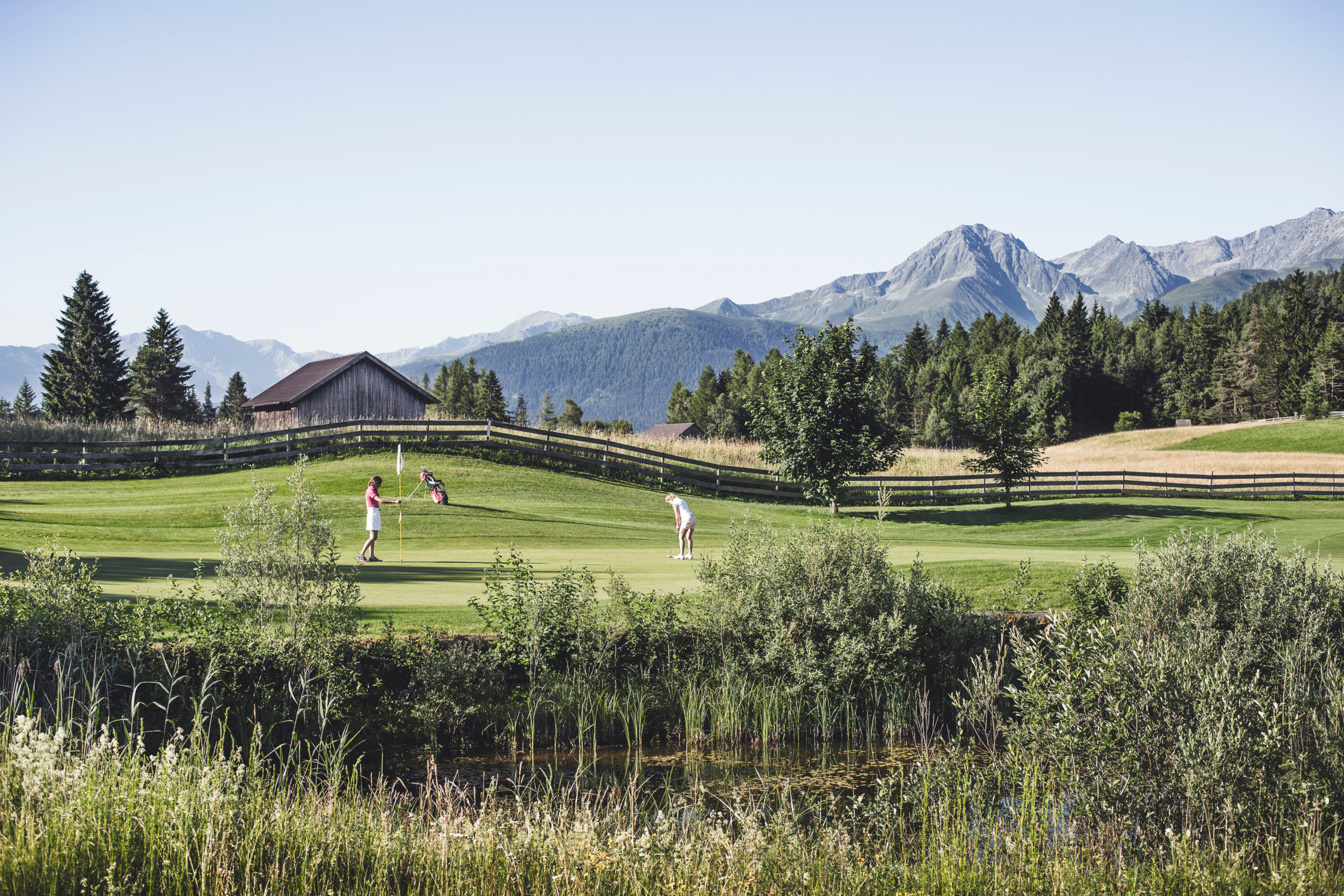 Golf-Partie-mit-Panorama-Seefeld-Reith-scaled-2